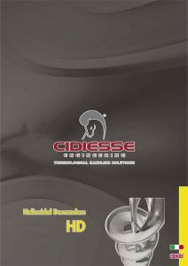 Brochure discensori a spirale