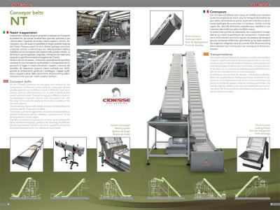 Conveyor belts brochure