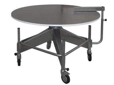Cidiesse's revolving table