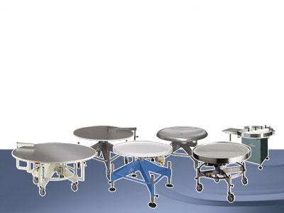 Revolving tables